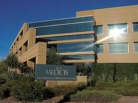 Medicis headoffice in Scottsdale, AZ, USA